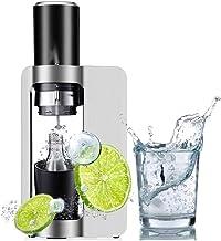 LKNJLL Maker Eau pétillante, Soda Soda Water Machine, décompression entièrement Automatique Amovible Vent Trou tête Ronde...