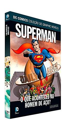 Superman. O que Aconteceu ao Homem de Aço - Dc Graphic Novels. 63