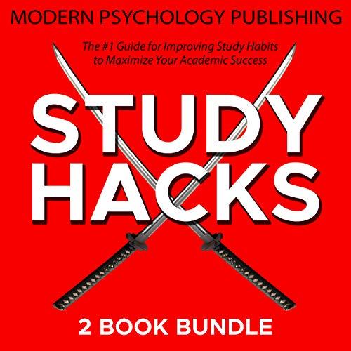Study Hacks: 2 Book Bundle: Focus & Speed Reading audiobook cover art
