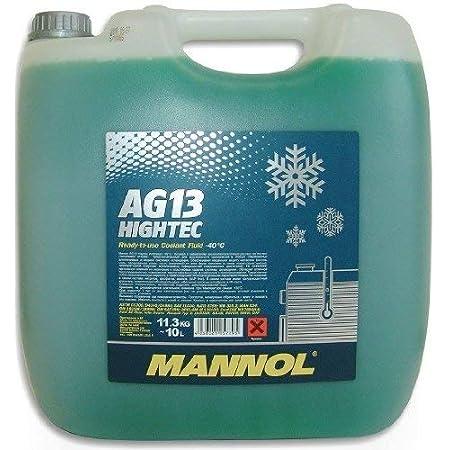 K2 Kühlerfrostschutz Konzentrat Long Life Farbe Grün Bis 35 C Kühlmittel Kühlflüssigkeit Frostschutzmittel Für Alle Automarken Geeignet 5l Konzentrat Ergeben 10l Fertiggemisch Auto