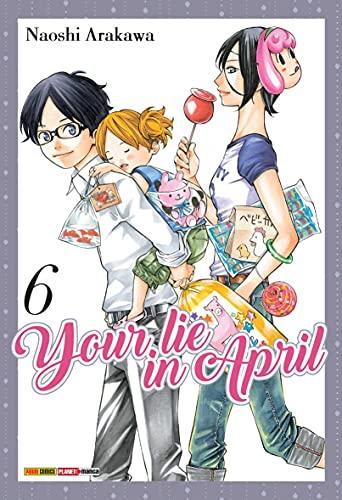 Your Lie in April - Volume 6