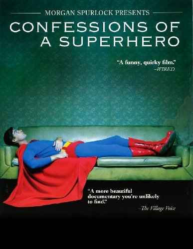Confessions of a Superhero [DVD] [2007] by Matthew Ogens