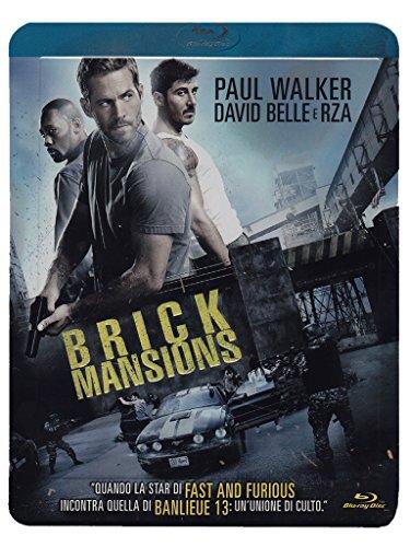 Brick Mansions (Ltd Metal Box) [Italia] [Blu-ray]