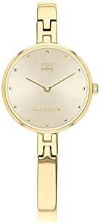 Tommy Hilfiger Womens Analogue Quartz Watch Kit With Stainless steel Bracelet