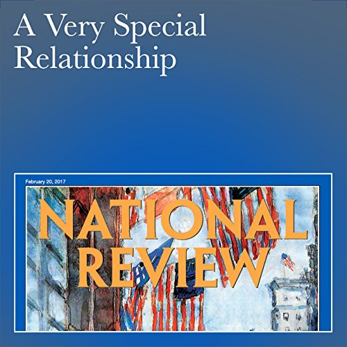 A Very Special Relationship audiobook cover art