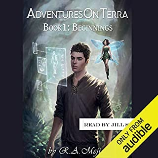 Beginnings audiobook cover art