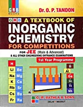 A Textbook of Inorganic Chemistry for Competitions for JEE (Main & Advanced) & All Other Engineering Entrance Examinations...