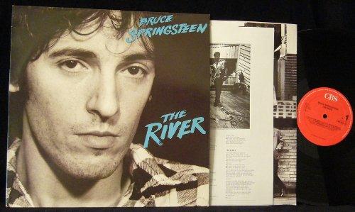 Bruce Springsteen - The River - CBS - CBS 88510
