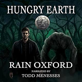Hungry Earth audiobook cover art