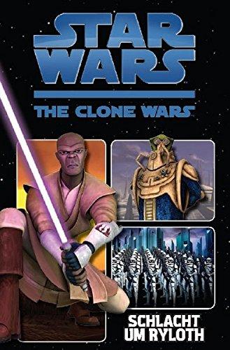 Star Wars - The Clone Wars: TV-Comic, Band 2: Schlacht um Ryloth