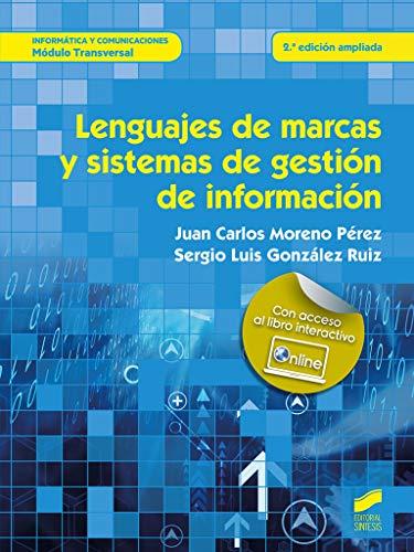Lenguajes de marcas y sistemas de gestión de información (