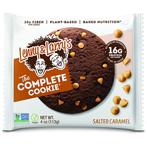 Lenny & Larry's The Complete Cookie, 12 Riegel