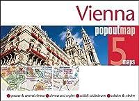 Popout Map Vienna: 5 Maps (Popout Maps)