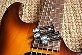 Sustaiiiin! Support de manche solide pour guitare Ibanez Gio, RG, SA Bolt-On Neck Vis et inserts de guitare