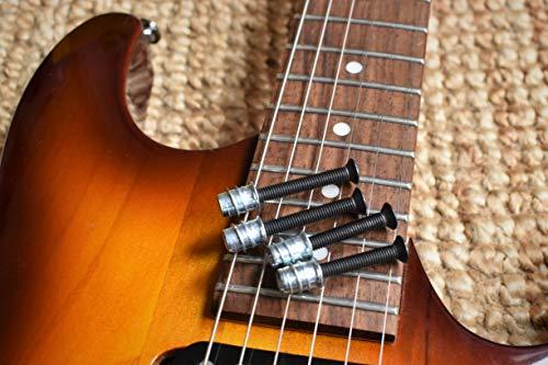 Sustaiiiin! Stabile Gitarre Hals Befestigung für Ibanez Gio, RG, SA Bolt-On Neck Guitar Schrauben und Inserts