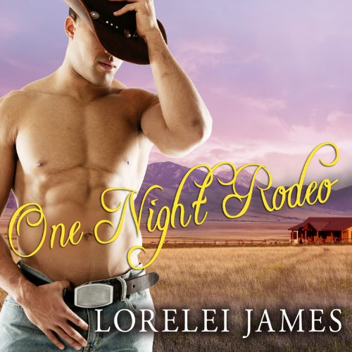 One Night Rodeo audiobook cover art