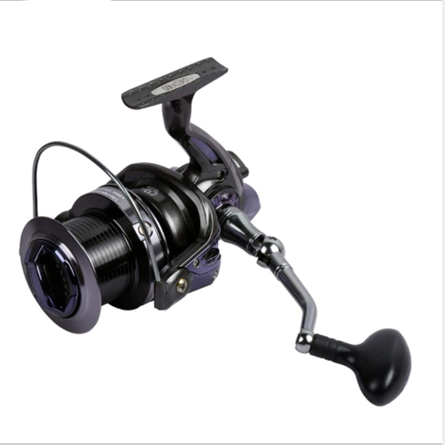 RABILTY Spinning Fishing Reel 12+1 Bearings Left Right Interchangeable Handle for Saltwater Freshwater Fishing