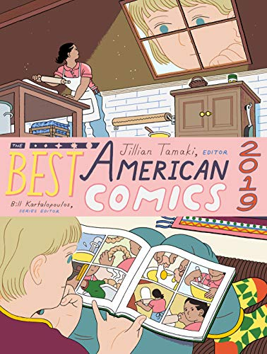 The Best American Comics 2019 (The Best American Series ®)