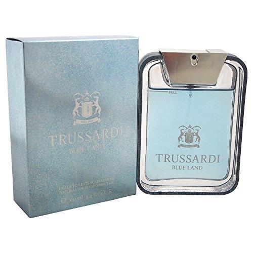 Trussardi Blue Land homme/men, Eau de Toilette Vaporisateur, 1er Pack (1 x 100 ml)