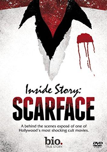 Inside Story: Scarface [DVD] [UK Import]