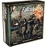 In Fallout: Wasteland Warfare players will build their own crew from a wide range of factions, allies and iconic characters from the Fallout series This two player starter set in pre-assembled multi-part coloured PVC is all you need to start playing ...
