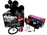 HornBlasters Smooth Black 3 Trumpet Crazy Loud Stopping You In Your Tracks Rhino Air Horn Kit