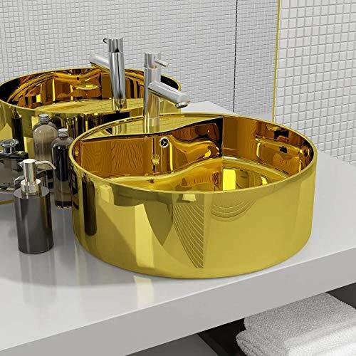 Aufsatzwaschbecken Waschbecken Rund