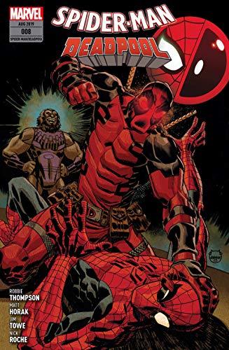Spider-Man/Deadpool: Bd. 8: Deadpool haut rein