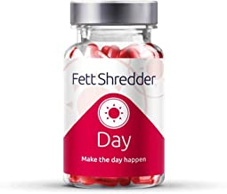 FettShredder Day Immun Mood Support – with L Carnitine – Choline – Vitamin C B1 B2 B12 – Metabolism Boost – 60 Capsules – Made in Germany Estimated Price : £ 19,90