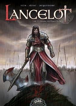 Paperback Lancelot T01: Claudas de la terre déserte (Lancelot, 1) (French Edition) [French] Book