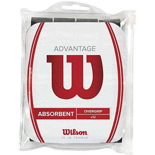 Wilson Advantage Overgrip Empuñadura, Unisex