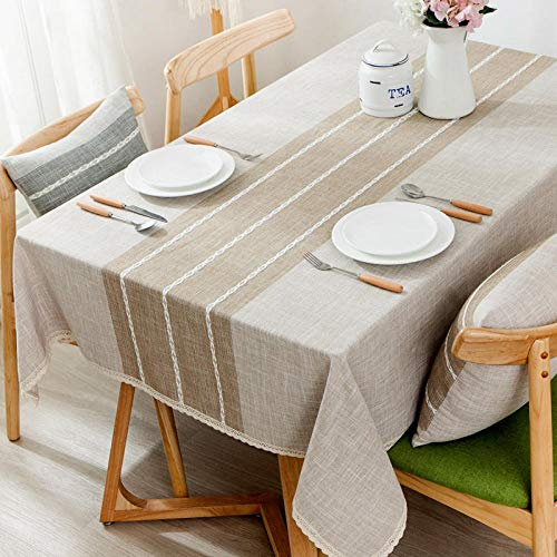 Haoxp Multifunctionele tafelkleden, festivals, feesten, alle soorten locaties kunnen worden gebruikt, tafel, salontafel, waterdichte afdekking, picknickmat, 2_90 x 130 cm