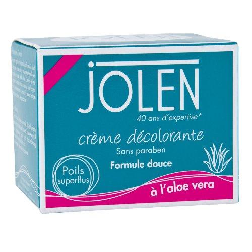 Jolen bleichende Creme mit Aloe Vera–30ml, Aktivator 7g