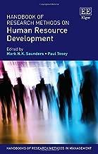 Handbook of Research Methods on Human Resource Development (Handbooks of Research Methods in Management series)