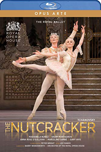 Tschailowsky: Der Nussknacker (The Royal Ballet) [Blu-ray]