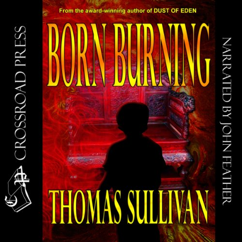 Born Burning audiobook cover art