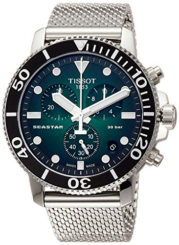 Tissot Tissot Seastar 1000 Chronograph T120.417.11.091.00 Cronógrafo para hombres