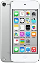 Apple iPod Touch 16GB (5th Generation) Silver (Renewed)