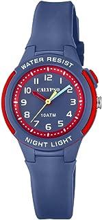 Reloj Análogo clásico para Unisex de Cuarzo con Correa en Plástico K6069/5