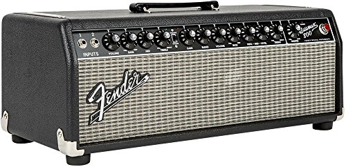 Best Buy! Fender Bassman 800 Hybrid 800W Bass Amp Head Black