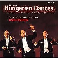 Brahms: Hungarian Dances by Ivan Fischer (2015-05-27)