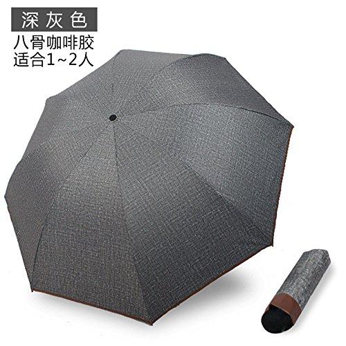 SFSYDDY-opvouwbare paraplu dubbele uv bescherming zon bescherming zon paraplu versterking dual-Purpose zeventig procent uit paraplu's.