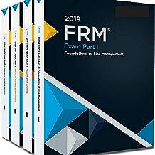 FRM Part 1 - 2019 Financial Risk Manager (CORE books Complete set)