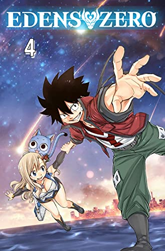 The Adventure To Another Planet: Manga-Edens-Zero-vol4 (English Edition)