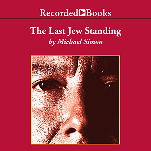 The Last Jew Standing audiobook cover art