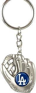 aminco Los Angeles Dodgers - MLB Silver Baseball Glove Keychain