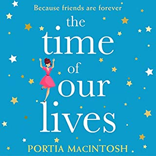 The Time of Our Lives audiobook cover art