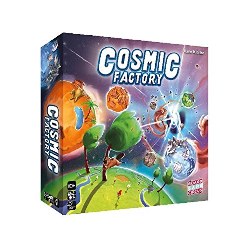 Cosmic Factory (deutsch)