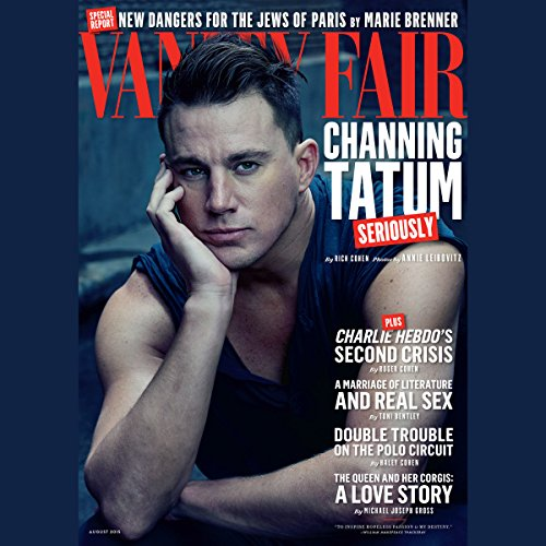 Vanity Fair: August 2015 Issue cover art