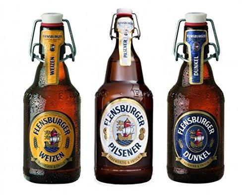 【ドイツビール】フレンスブルガー 3種6本 飲み比べセット 330ml